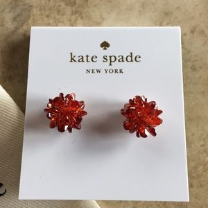 Kate spade rock candy flying colors earrings
